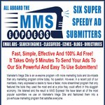 Specializing in email submitters and double opt-in marketing since 1999.  100% spam free bulk email marketing.
